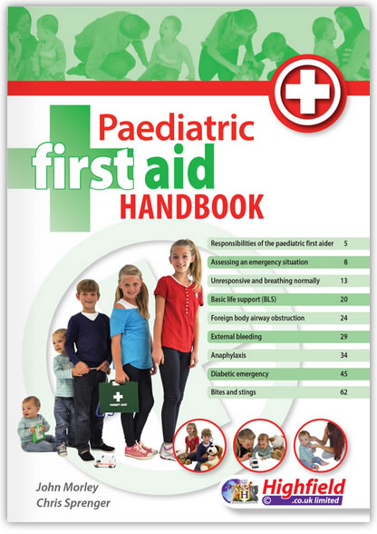 Paediatric first aid training northamptonshire uk