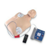 Basic Life Support & Defibrillator (AED) Training, Applying a defib, CPR, lifesaving