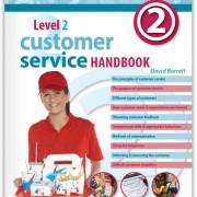 Level 2 Customer Service Handbook from Highfield