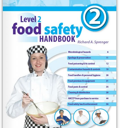 Level 2 Food Safety Handbook from Highfield
