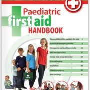 Paediatric First Aid Handbook from Highfield