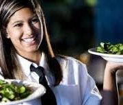 Front of House Food Safety, Training for waitresses, bar staff etc