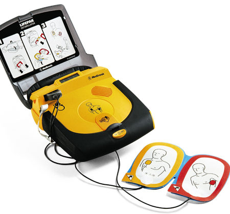 Basic Life Support & Defibrillator (AED) Training