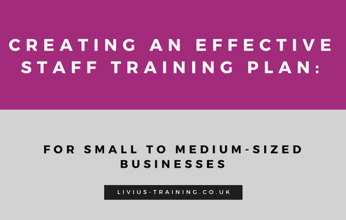Creating a Staff Training Plan